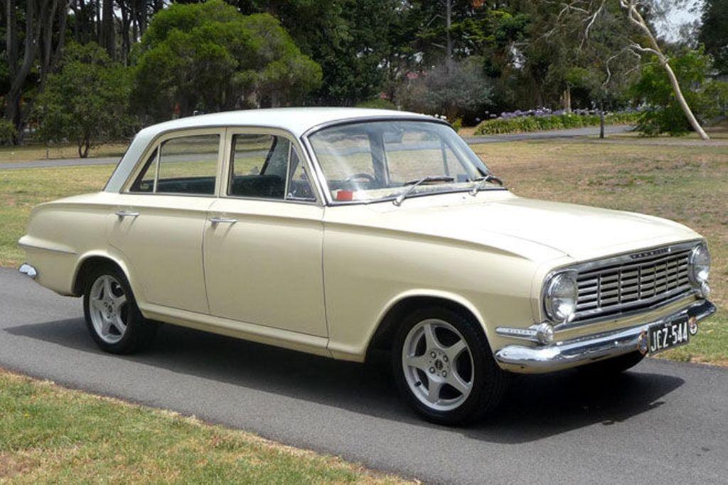 Vauxhall Victor, 1964