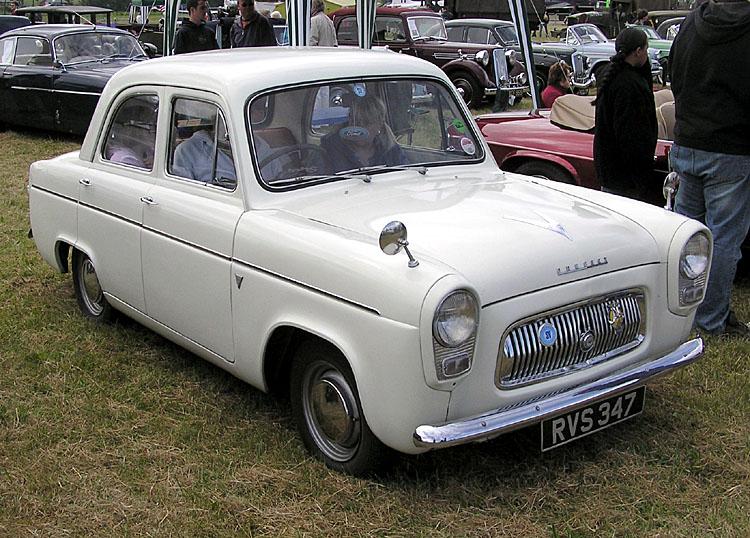 Ford Prefect, 1960