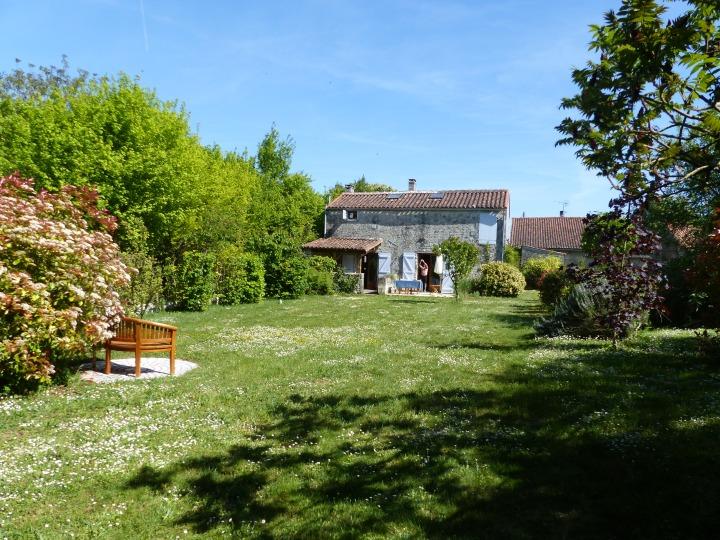Chez Wight garden, 2014